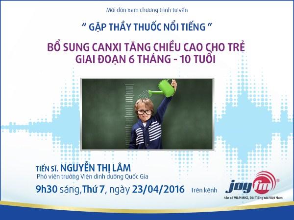 bo sung canxi tang chieu cao cho tre giai doan 6 thang den 10 tuoi