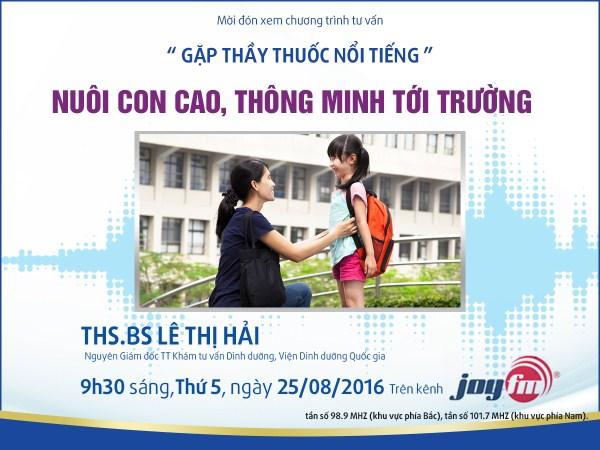 nuoi con cao thong minh toi truong