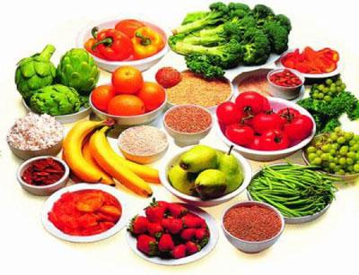 rau củ quả có lợi cho sức khỏe